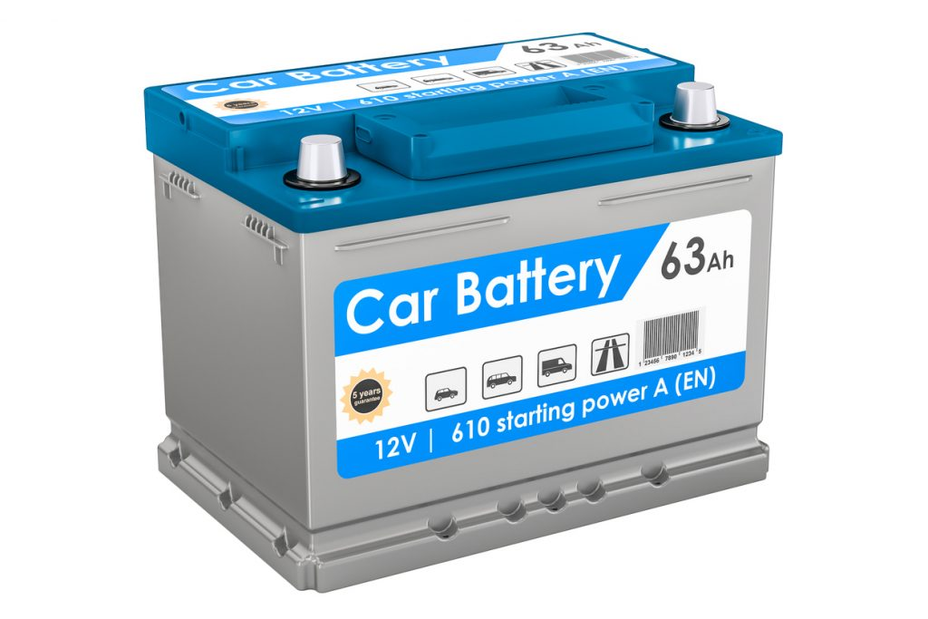 baterías con válvula de seguridad