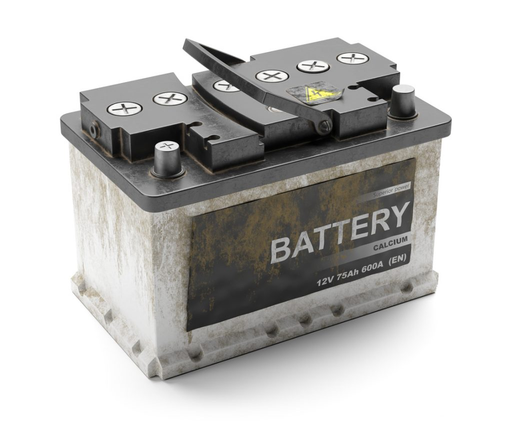 baterías de acido plomo calcio